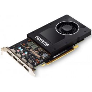 Видеокарта HP NVIDIA Quadro P2200