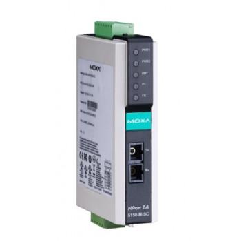 Сервер MOXA NPort IA 5150-M-SC-T