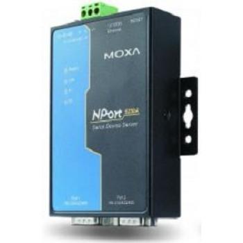 Сервер MOXA NPort 5250A-T