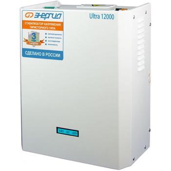 Cтабилизатор Энергия 12000 ВА серии Ultra