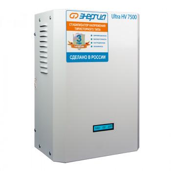 Cтабилизатор Энергия 7500 ВА серии Ultra (HV)