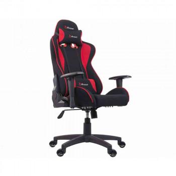 Компьютерное кресло Arozzi MEZZO-V2-RED
