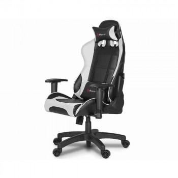 Компьютерное кресло Arozzi VERONA-JR-WHITE
