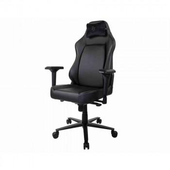 Компьютерное кресло Arozzi PRIMO-PU-BK