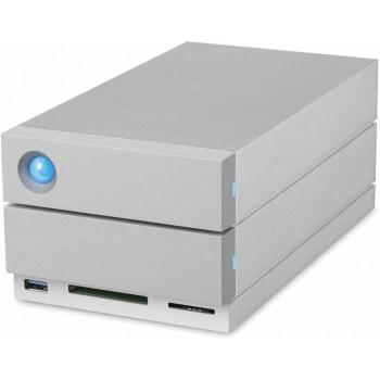 """Внешний жесткий диск 3.5"""" Lacie 2big Dock Thunderbolt 3"""