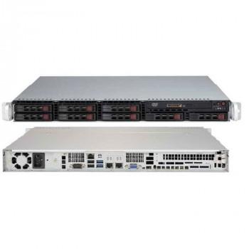 Корпус серверный 1U Supermicro CSE-113MFAC2-R804CB