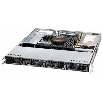 Корпус серверный 1U Supermicro CSE-813MFTQC-350CB2