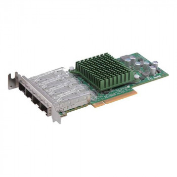 Адаптер Dell Broadcom 57840S QP 10Gb/SFP+Daughter Card — kit