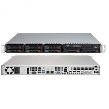 Корпус серверный 1U Supermicro CSE-113MFAC2-R606CB