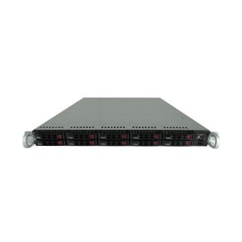 Корпус серверный 1U Supermicro CSE-116AC-R700WB
