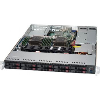 Корпус серверный 1U Supermicro CSE-116AC2-R706WB