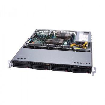 Корпус серверный 1U Supermicro CSE-813MF2TQC-R804CB