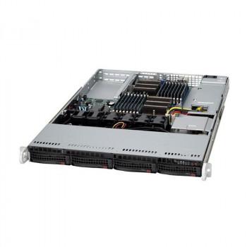 Корпус серверный 1U Supermicro CSE-813MFTQ-R400CB