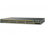 Коммутатор Cisco WS-C2960-48PST-L