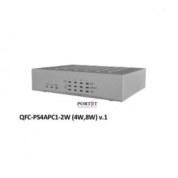 EFM модем Qtech QFC-PS4APC1-8W v.1 (AD)