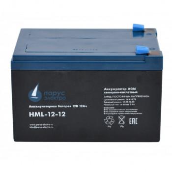 Аккумулятор Парус электро HM-12-12