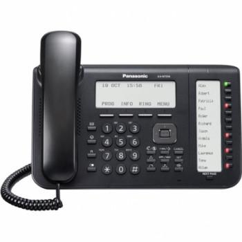 IP-телефон Panasonic KX-NT556RU-B