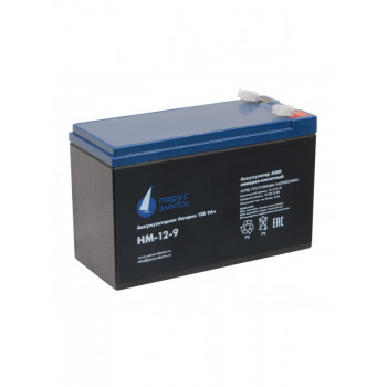 Аккумулятор Парус электро HM-12-9