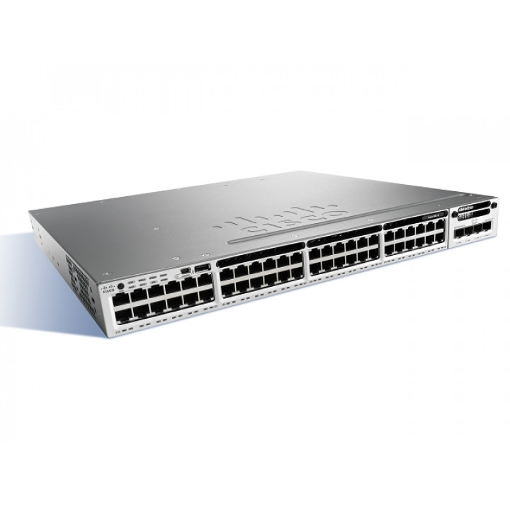 Коммутатор CISCO WS-C3850-48F-E-RF