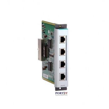 Интерфейсный модуль MOXA CM-600-4TX-PTP