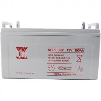 Аккумуляторная батарея Yuasa NPL 100-12