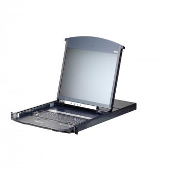 KVM-консоль Aten KL1108VN-AXA-RG