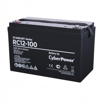 Аккумулятор CyberPower STANDART series RC 12-100