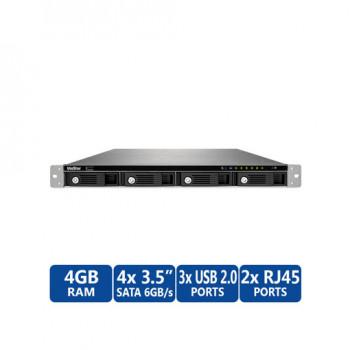 Система видеонаблюдения QNAP VS-4108U-RP Pro+