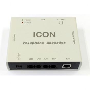 Устройство записи переговоров Icon TR4NS