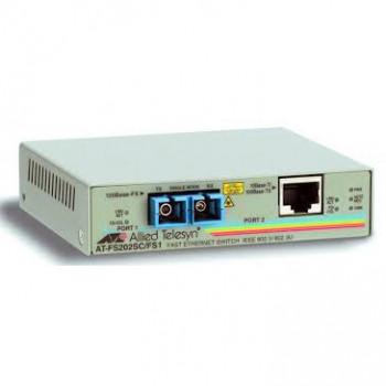 Медиаконвертер Allied Telesis AT-FS202-60