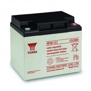 Аккумуляторная батарея Yuasa NP 38-12 I