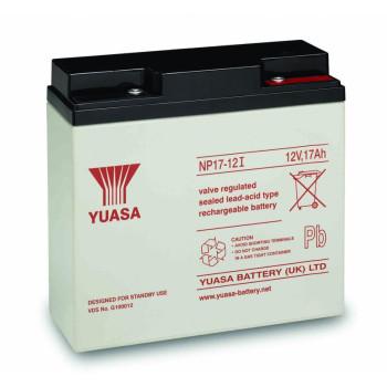 Аккумуляторная батарея Yuasa NP 17-12 I