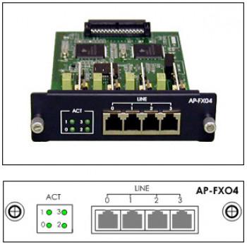 Аналоговый модуль AddPac ADD-AP-FXO2S2