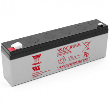 Аккумуляторная батарея Yuasa NP 2.3-12