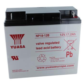 Аккумуляторная батарея Yuasa NP18-12B