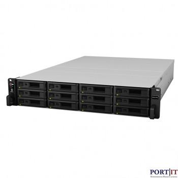 Сетевое хранилище Synology RS3617RPXS