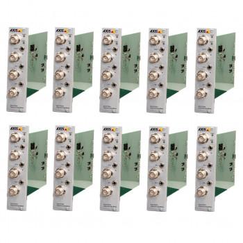Видеокодер AXIS P7224 VID ENC BLADE BULK 10PCS (0418-021)
