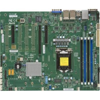 Материнская плата ATX Supermicro MBD-X11SSi-LN4F-O