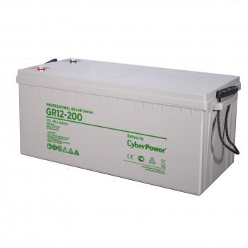 Аккумулятор CyberPower PROFESSIONAL solar series (gel) GR 12-200