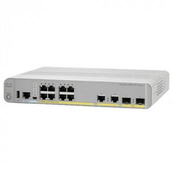 Коммутатор Cisco WS-C3560CX-8TC-S