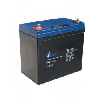 Аккумулятор Парус электро HM-12-55