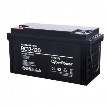 Аккумулятор CyberPower STANDART series RC 12-120
