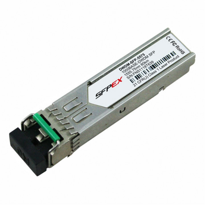 Модуль CISCO DWDM-SFP-5575=