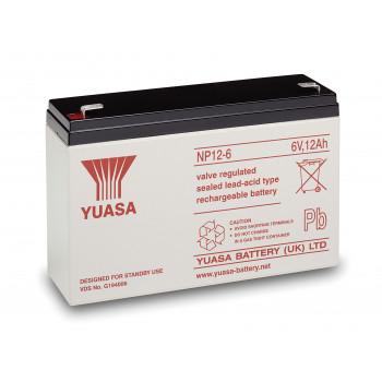 Аккумуляторная батарея Yuasa NP 12-6