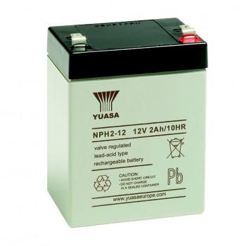 Аккумуляторная батарея Yuasa NPH 2-12 FR