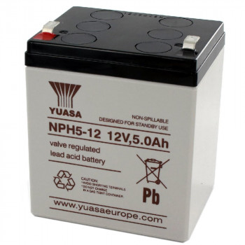 Аккумуляторная батарея Yuasa NPH 5-12