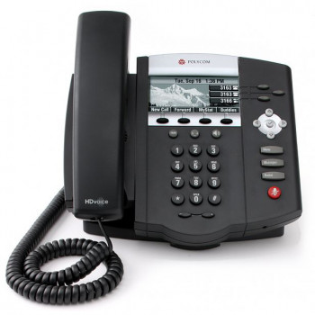 Телефонный аппарат Polycom 2200-12450-114