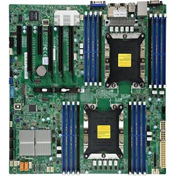 Материнская плата EATX Supermicro MBD-X11DPi-NT-O