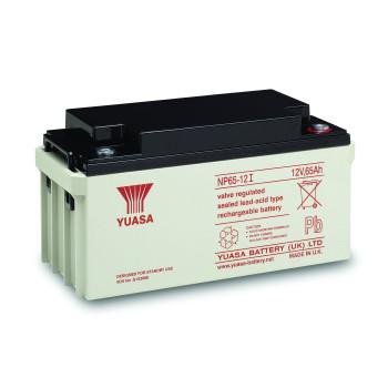 Аккумуляторная батарея Yuasa NP 65-12 I