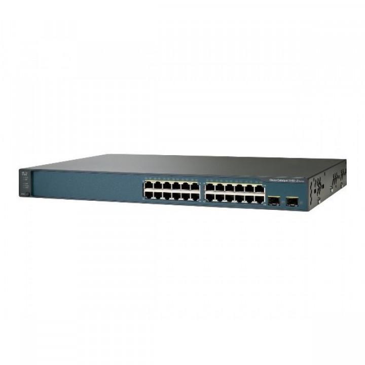 Коммутатор CISCO WS-C3560V2-24TS-E